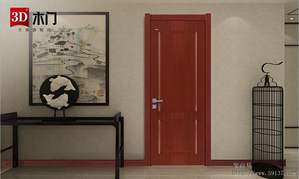 新中式风格木门,中国风韵味