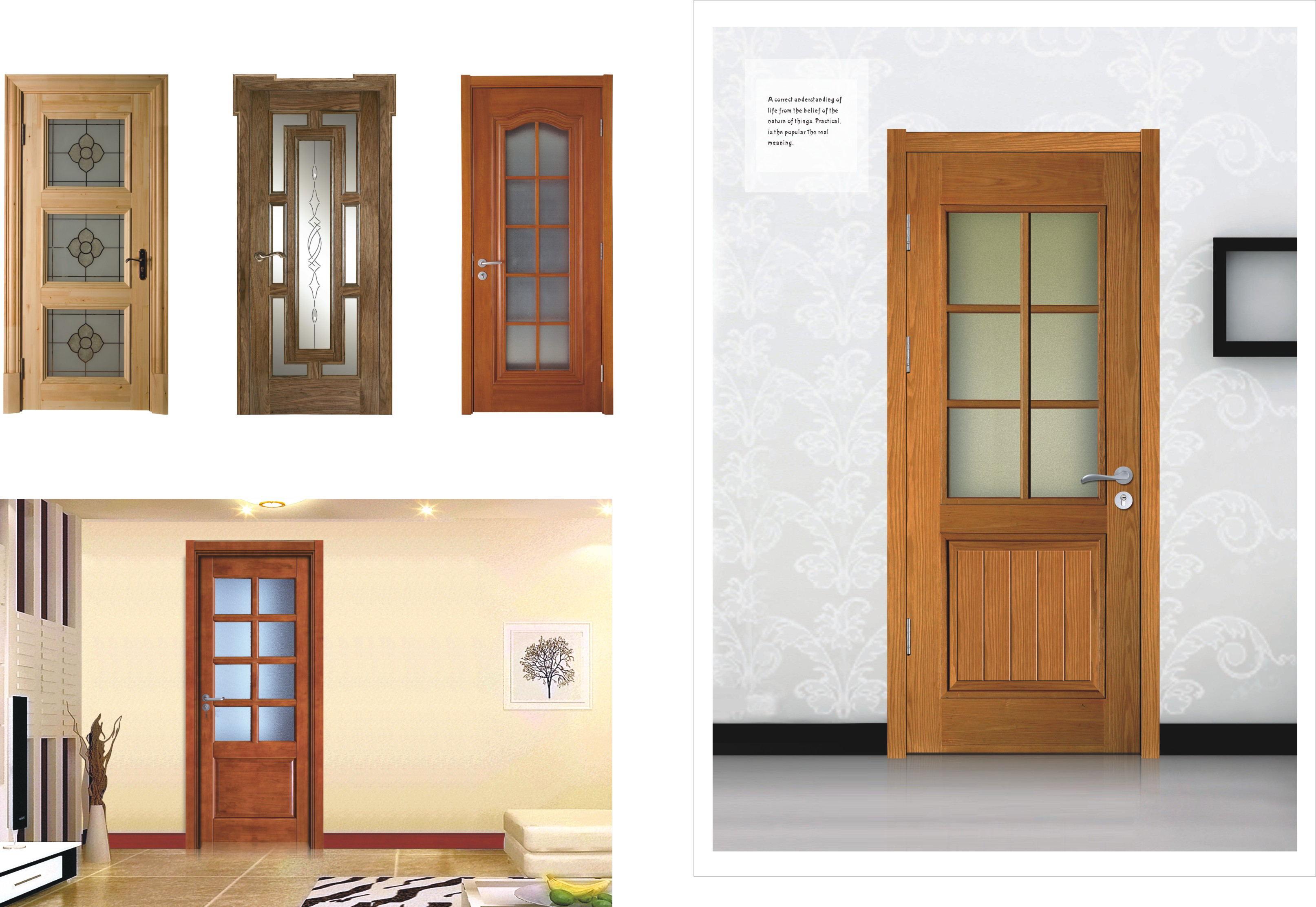 套装门-烤漆门
